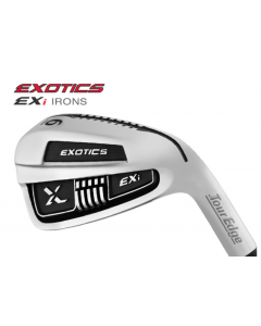 Tour Edge Exotics EXi Irons - Graphite