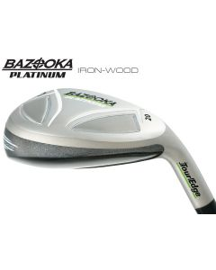 Tour Edge Bazooka Platinum Iron-Wood Graphite